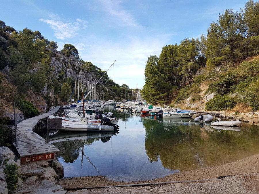 Calanque Port-Miou