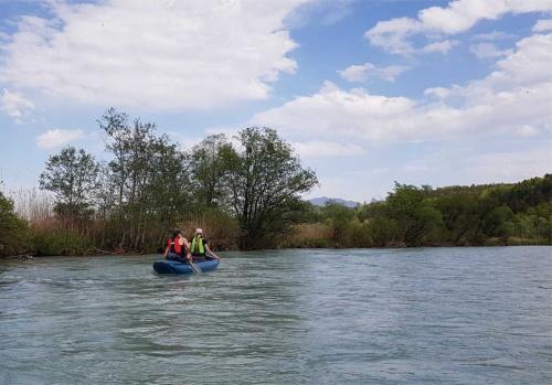 Gumotex Palava - geeignet bis Wildwasserstufe 3