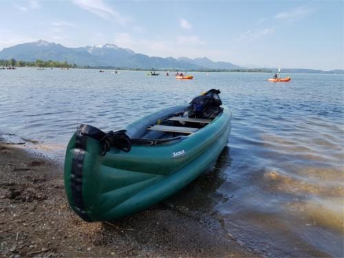 Gumotex Scout - Ideal für Camping und Expeditionen