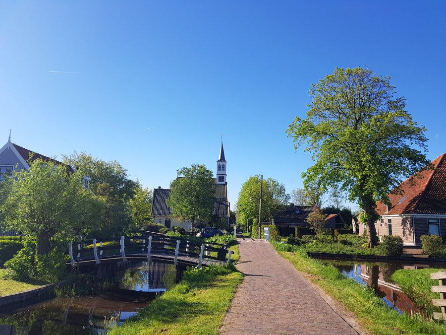 watergang niederlande