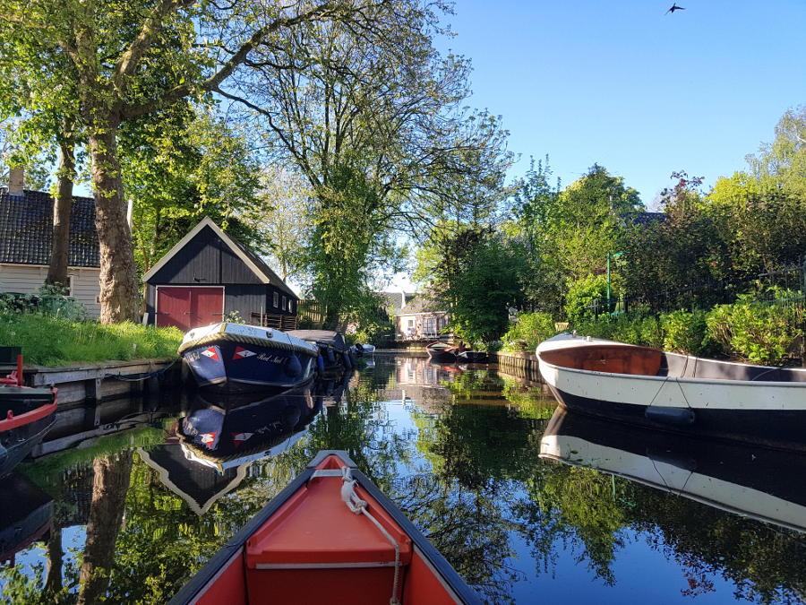waterland amsterdam paddeln