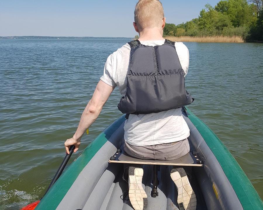 Gumotex_Scout_auf_dem_Wasser
