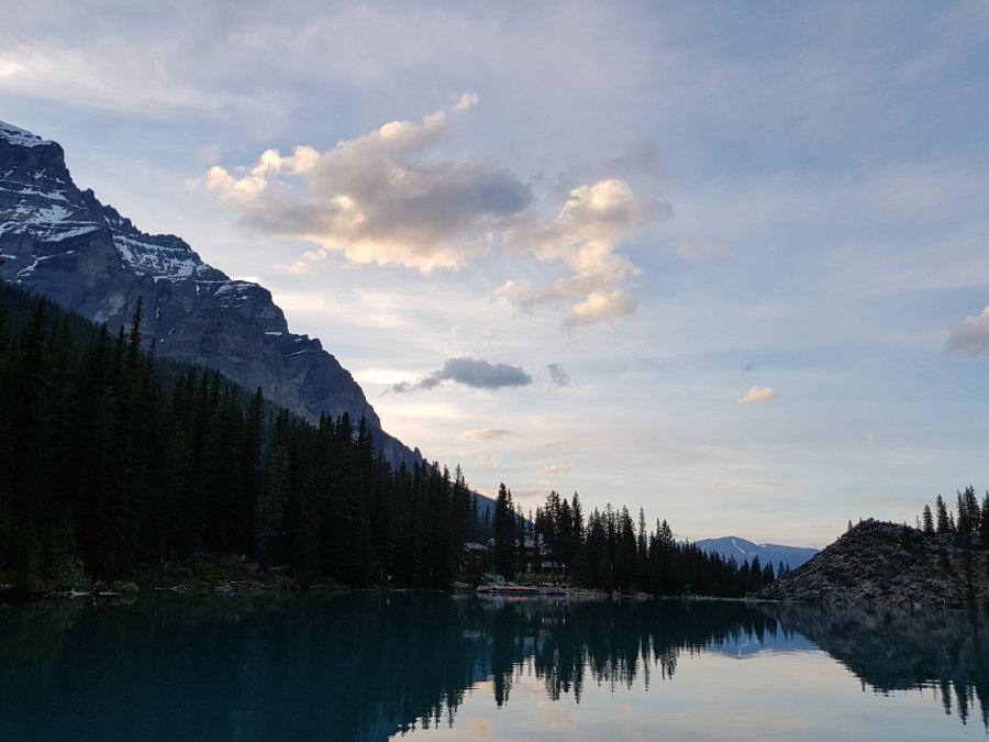 Lake_Moraine_Kanuverleih