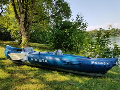 Sevylor Riviera Test