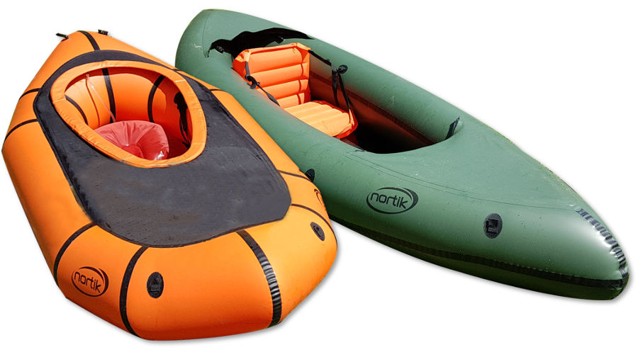 packrafts boote