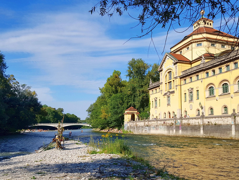Stand Up Paddling in München und Umgebung - Paddleventure
