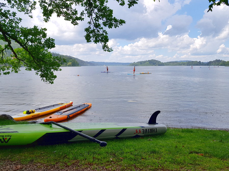 staffelsee stand up paddling