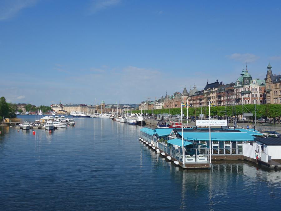 stockholm kajaken