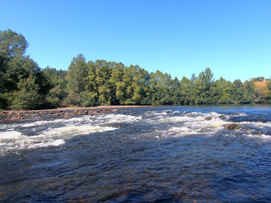 dordogne wildwasser