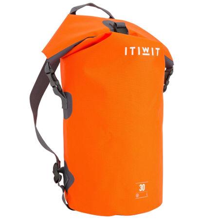 Wasserfeste+Tasche+30+L+orange