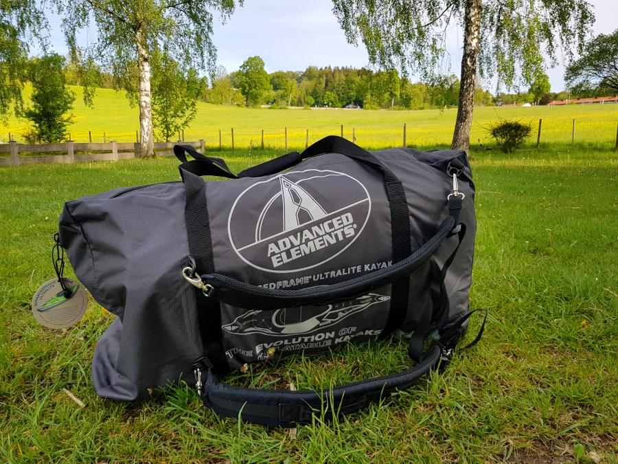 advanced elements rucksack