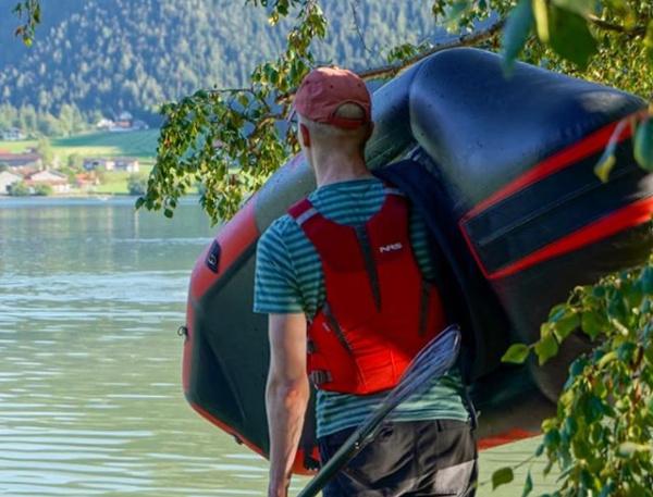 packraft touren planen