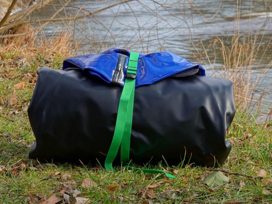mrs nomad packraft packmasse